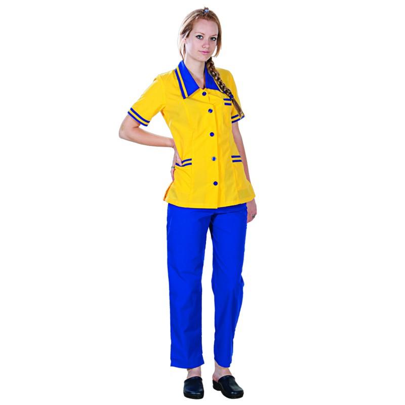 Комплект туника с 7/8 панталон X51