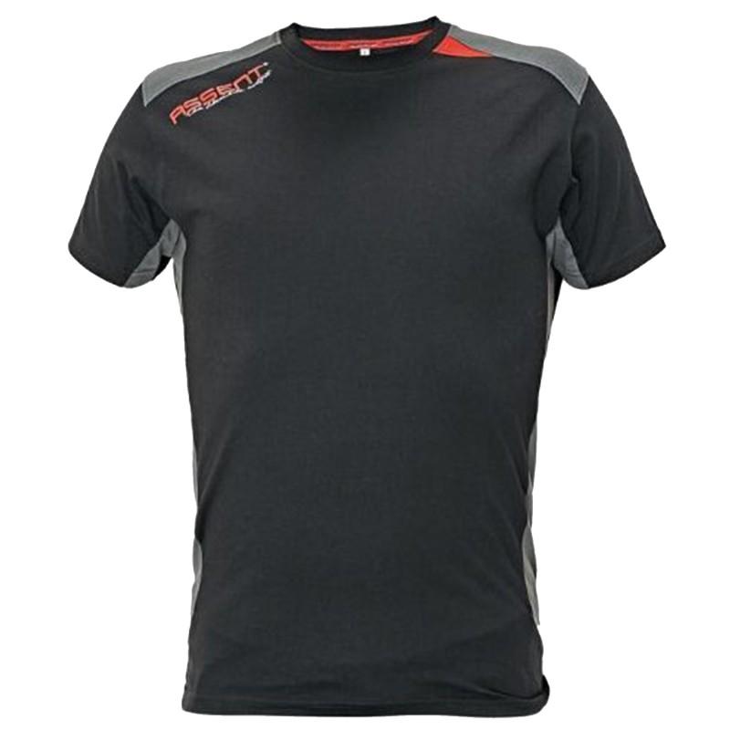 LEVELS BLACK T-shirt