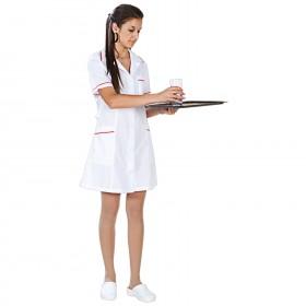 Дамска медицинска престилка M12