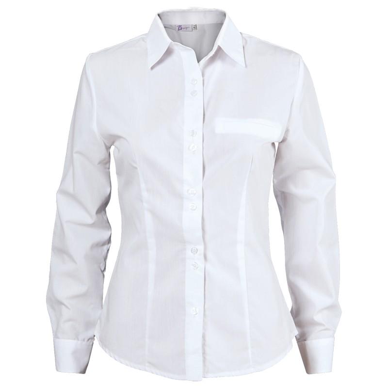 Дамска риза ELEGANCE WHITE