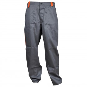 RUM TROUSERS GREY Work trousers
