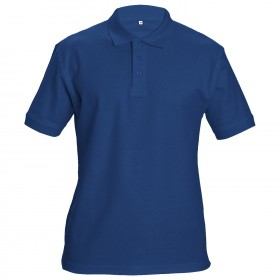 SIFAKA NAVY BLUE Polo t-shirt