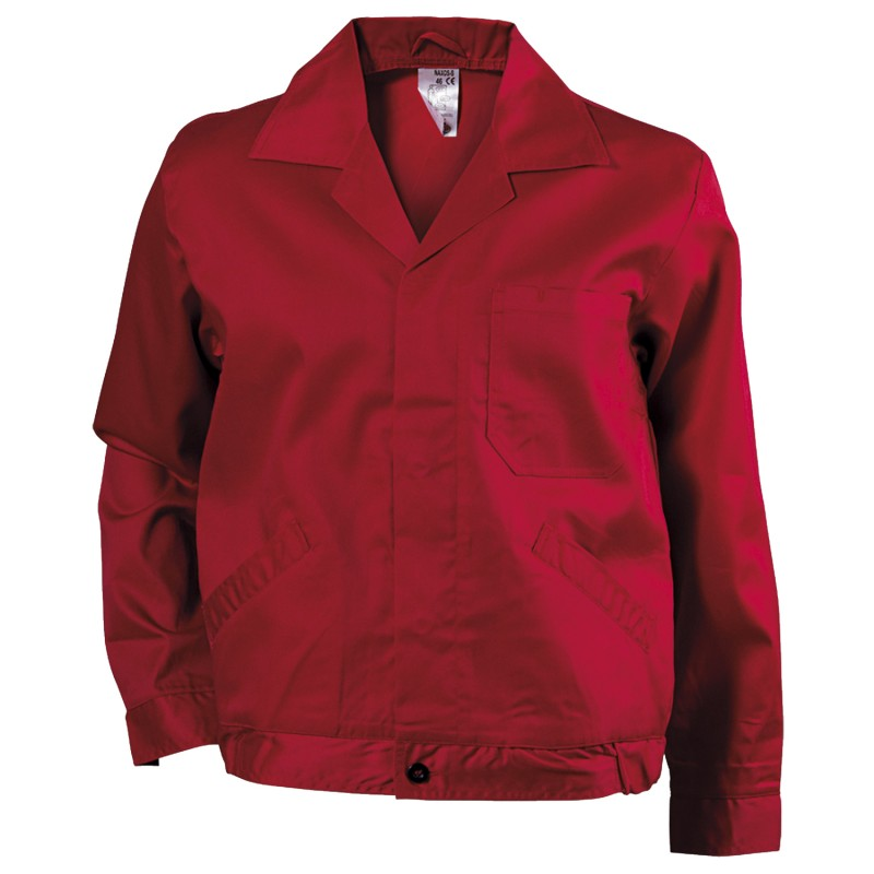 NAXOS-BA RED Work jacket
