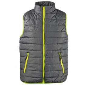 SPEEDY DARK GREY/GREENMеn's vest 1