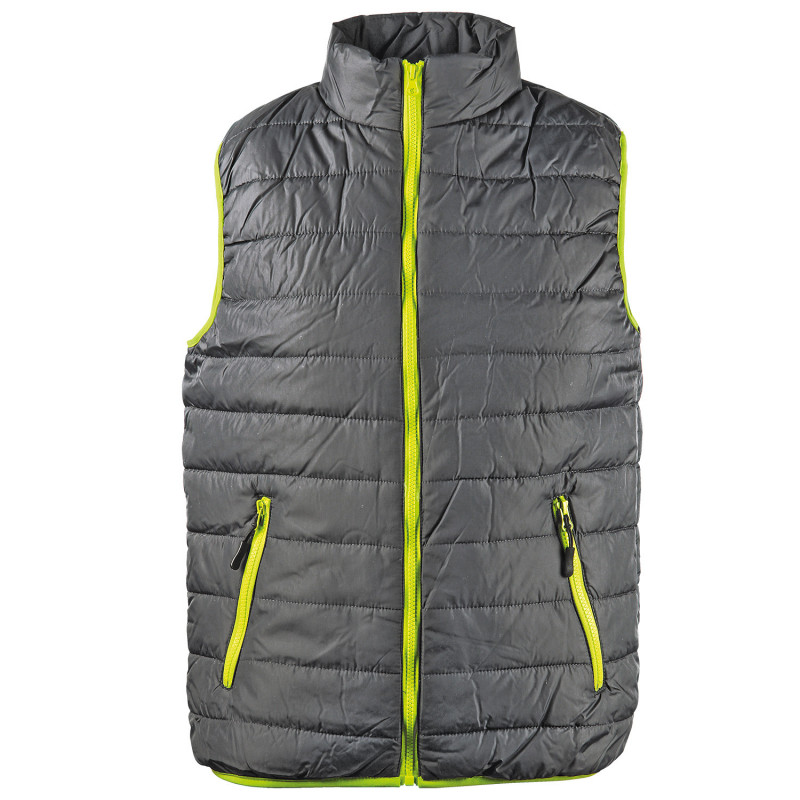 SPEEDY DARK GREY/GREENMеn's vest