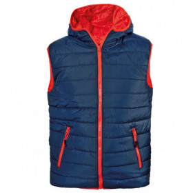 SPEEDY HOOD NAVY/RED Mеn's vest