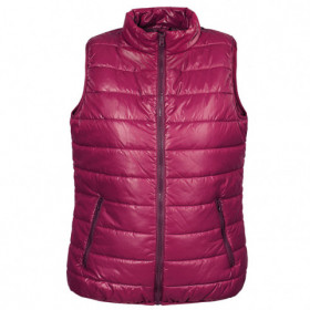 FLASH BORDEAUX Lady's vest