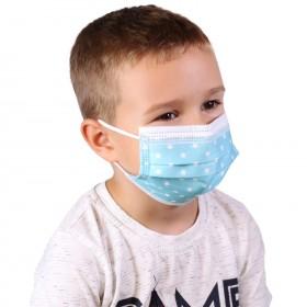 SANI 3 KIDS Hygienic face mask 50 pcs