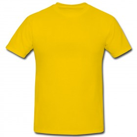 Тениска STENSO YELLOW