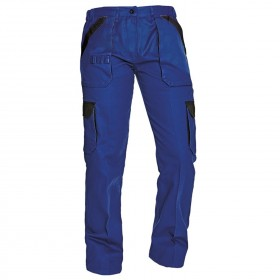 MAX BLUE Lady's work trousers