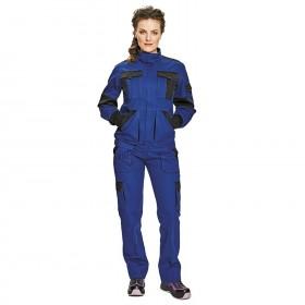 Дамски работен панталон MAX BLUE 2