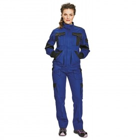 MAX BLUE Lady's work trousers 2