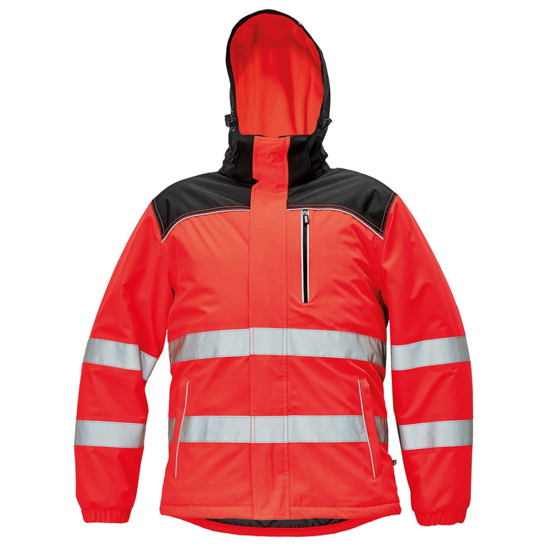 KNOXFIELD HV WINTER High visibility jacket