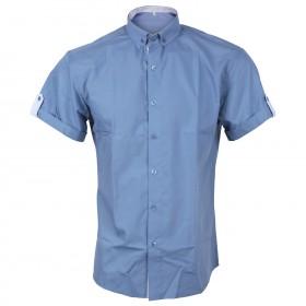 Мъжка риза PORTO FINO NAVY