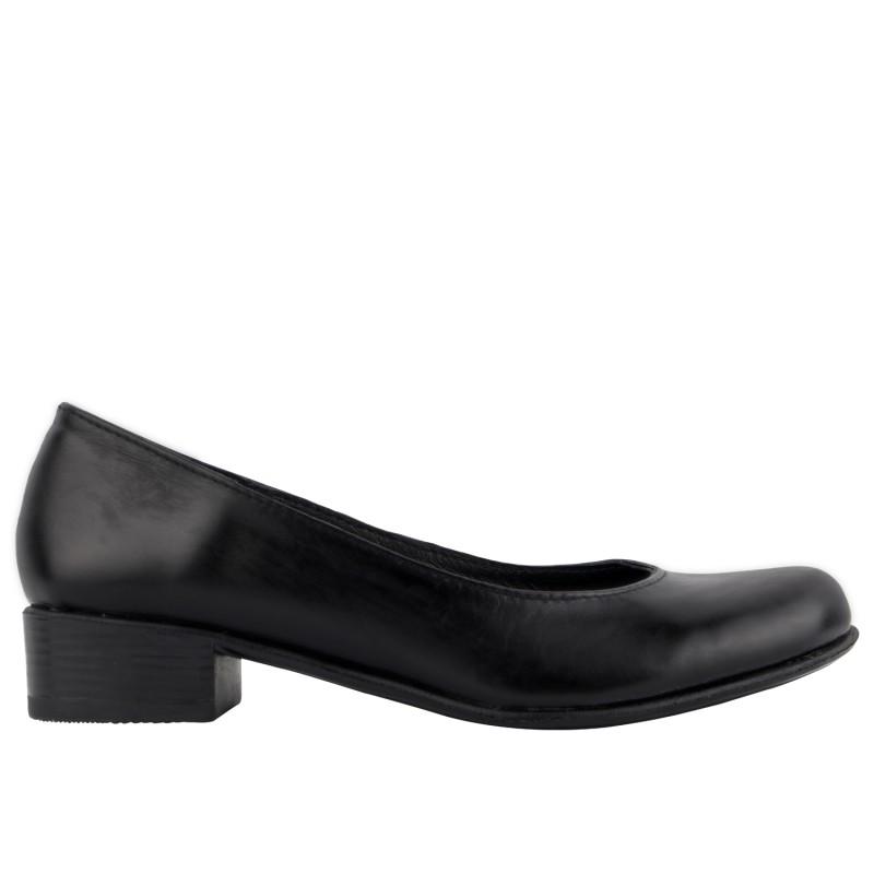 Дамски обувки от естествена кожа SOFIE