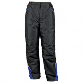 PRISMA WINTER BLACK Work trousers