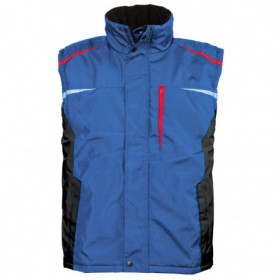 PRISMA ROYAL BLUE Work vest 1