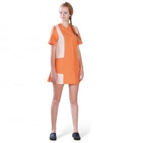 X4 Lady's medical apron