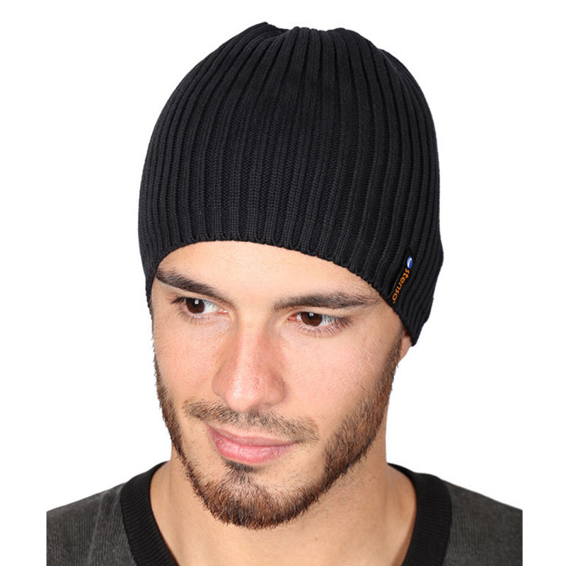 CASSIAN BLACK Winter hat