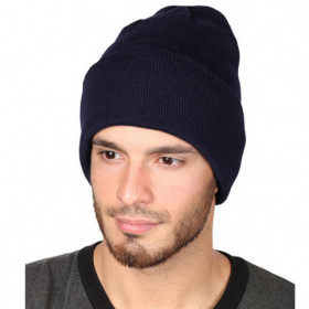 BOND NAVY Winter hat