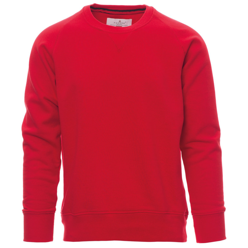 PAYPER MISTRAL+ RED Long sleeve t-shirt