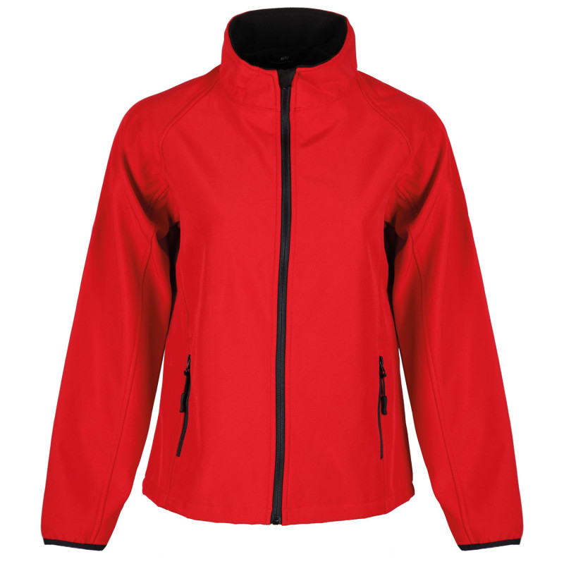 ALTITUDE II SOFTSHELL LADY JACKET