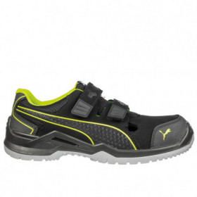 PUMA NEODYME GREEN LOW S1P ESD SRC Safety shoes 1