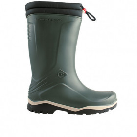 DUNLOP BLIZZARD GREEN Rubber boots