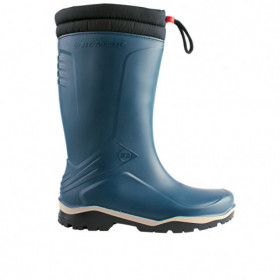 DUNLOP BLIZZARD BLUE Rubber boots
