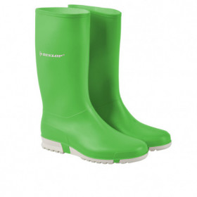 DUNLOP SPORT LIME Lady's rubber boots