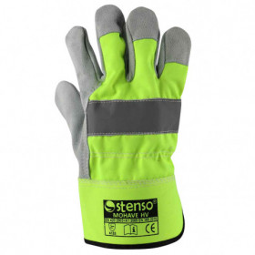 MOHAVE HV Leather and textile gloves