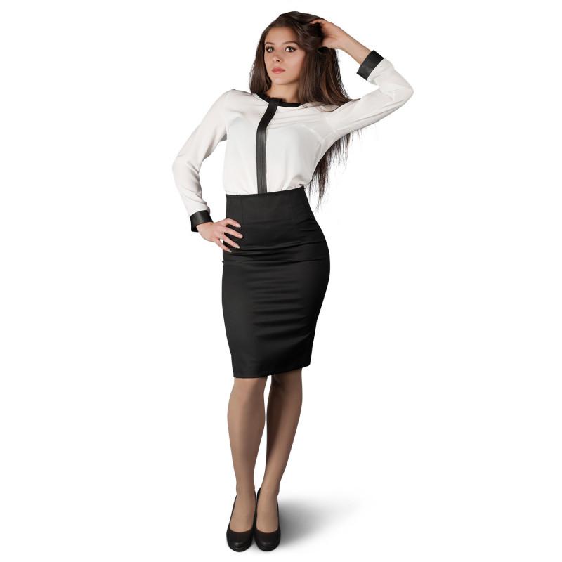 AMANTE WHITE Lady's blouse
