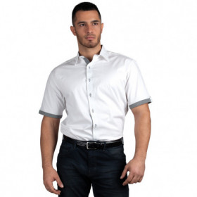 ARON Men's short sleeve shirt 1