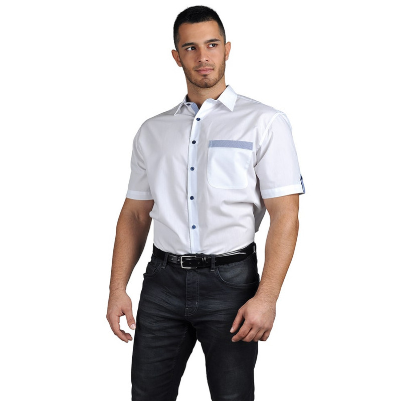 CASTA Men's short sleeve shirt