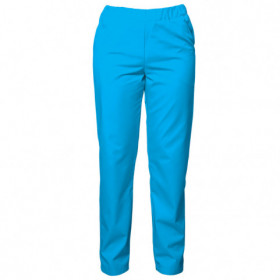 BARISA ELECTRIC BLUE Lady's medical pants