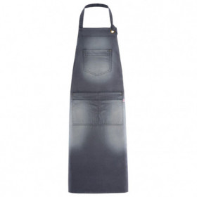 DALLAS GREY Bib apron