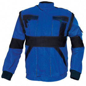 MAX ROYAL BLUE Work jacket 1