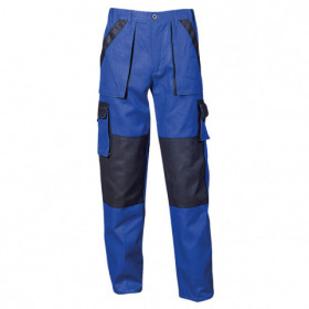 MAX BLUE Work trousers