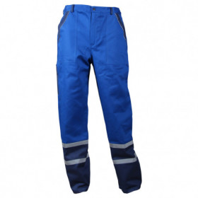 COLLINS SUMMER ROYAL BLUE Work trousers