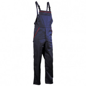 LT5 GREY Work bib pants
