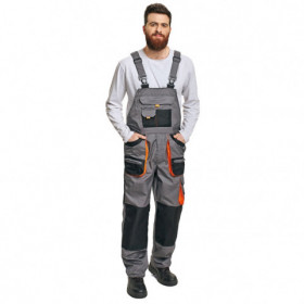 DES-EMERTON Work bib pants