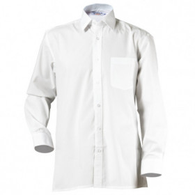 APOLLO WHITE Men's long sleeve shirt