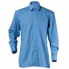APOLLO BLUE Men's long sleeve shirt