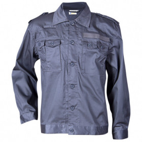 COVER GREY  Shirt for security guards