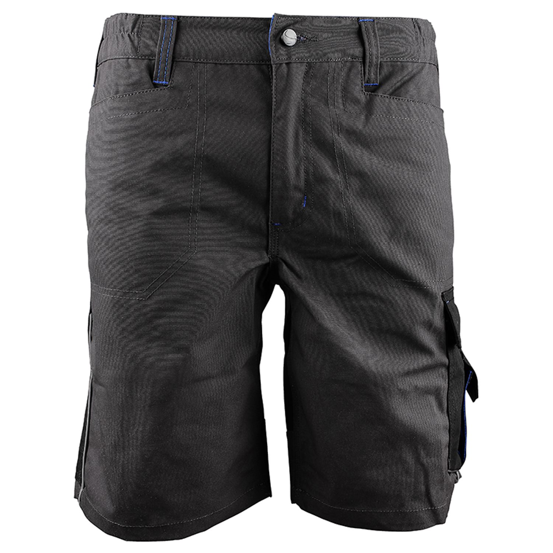 Работен къс панталон PRISMA DARK GREY