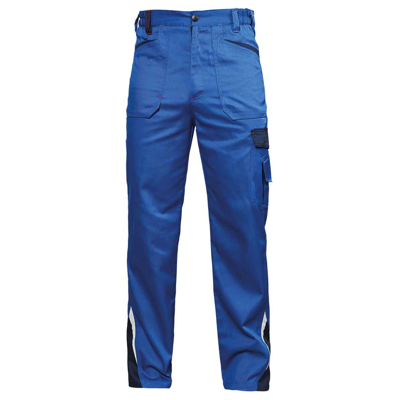Работен панталон PRISMA SUMMER ROYAL BLUE