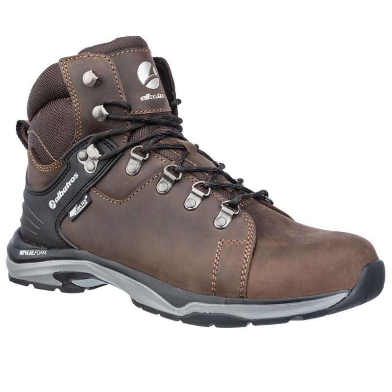 Туристически обувки ALBATROS BRIONE CTX MID O2 WR HRO SRC