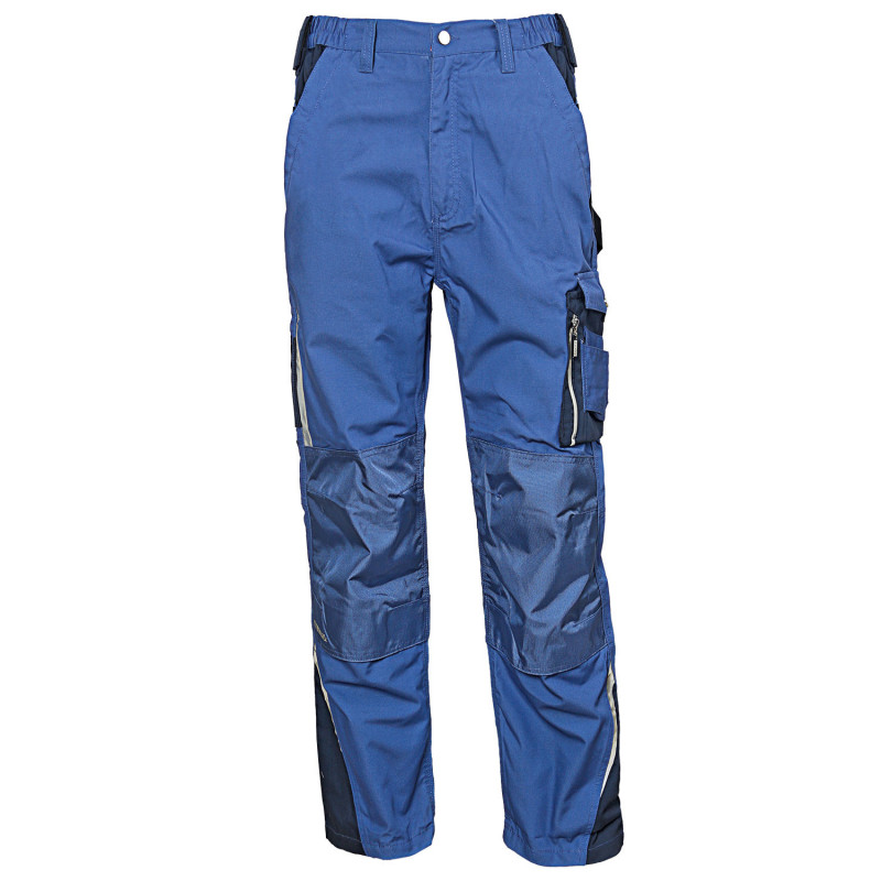 Работен панталон ALLYN BLUE TROUSERS