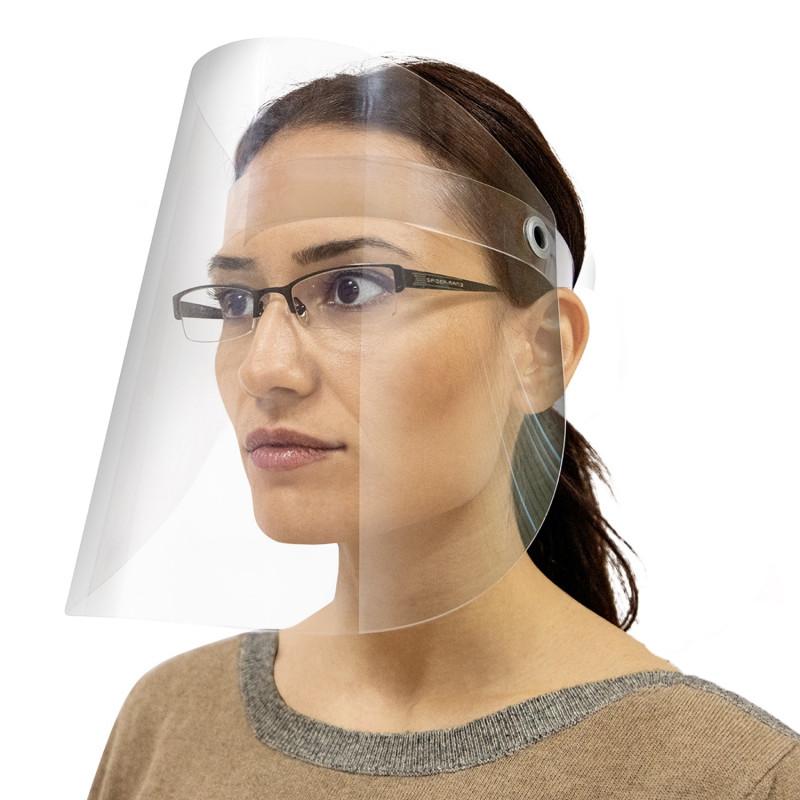 Прозрачен лицев щит SP 25