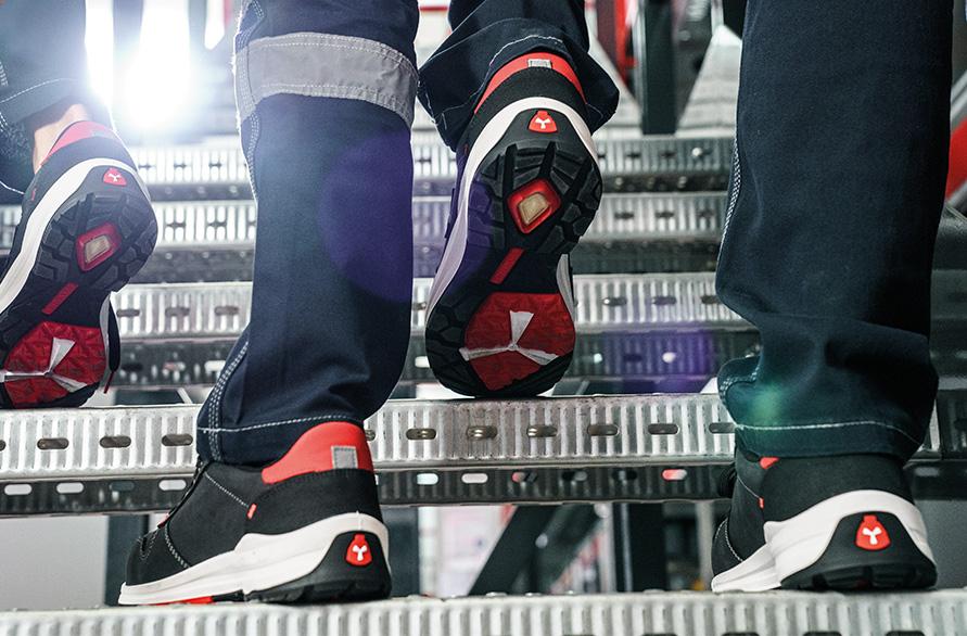 Как да изберем подходящите работни обувки